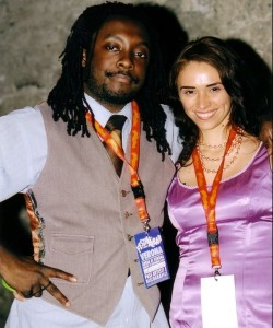 Susanna Chiesa e Will.I.Am - Copia