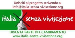 Logo Italia senza vivisezione